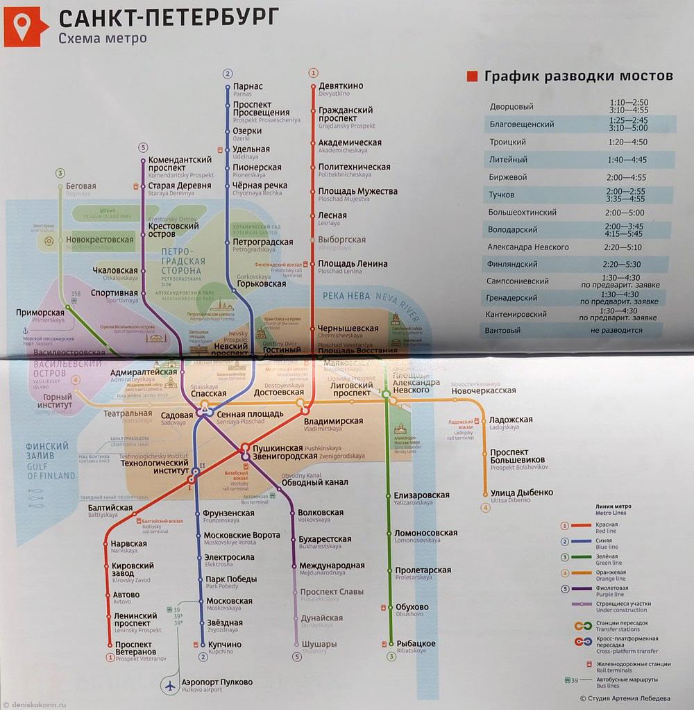 Лиговский проспект метро схема